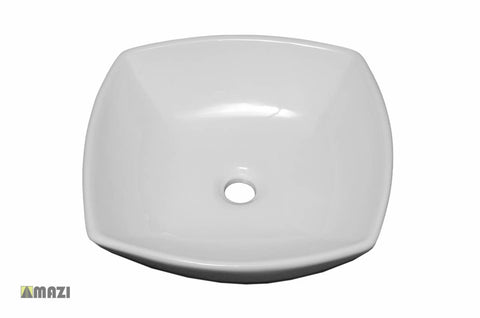 Ceramic Bathroom Sink 6060
