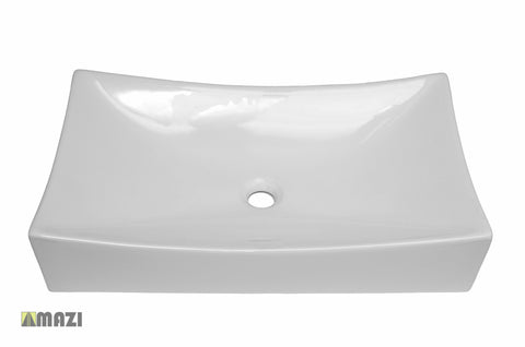 Ceramic Bathroom Sink 6074