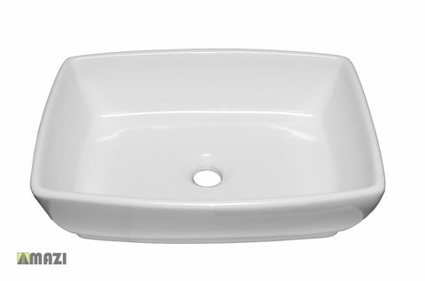 Ceramic Bathroom Sink 6081