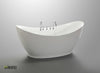 Freestanding Acrylic Soaking Tub 6514