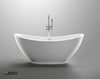Freestanding Acrylic Soaking Tub 6516