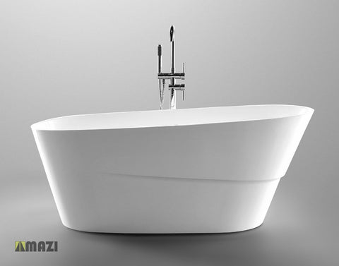 Freestanding Acrylic Soaking Tub 6521