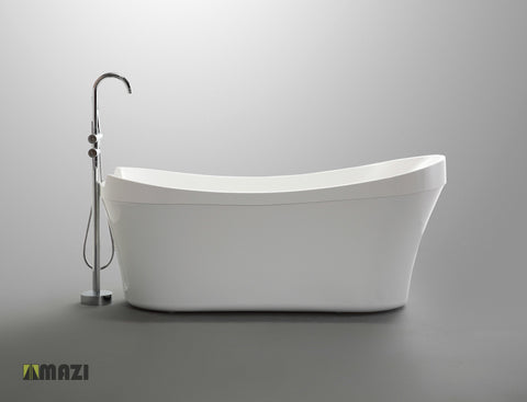 Freestanding Acrylic Soaking Tub 6801