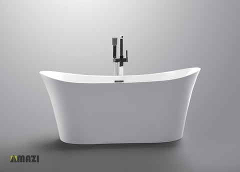 Freestanding Acrylic Soaking Tub 6805