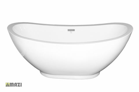 Freestanding Acrylic Soaking Tub 6807