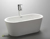 Freestanding Acrylic Soaking Tub 6812