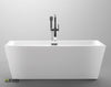 Freestanding Acrylic Soaking Tub 6814