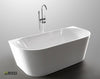 Freestanding Acrylic Soaking Tub 6815B