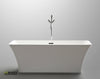 Freestanding Acrylic Soaking Tub 6820