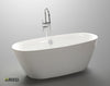Freestanding Acrylic Soaking Tub 6831