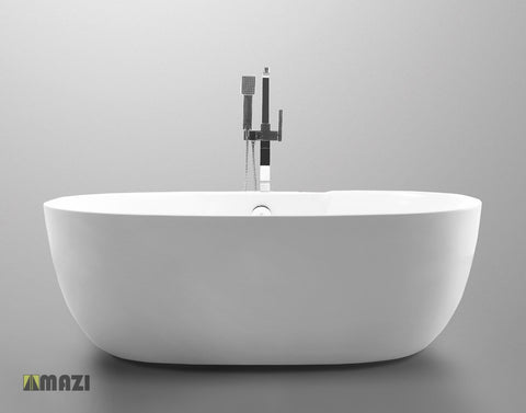 Freestanding Acrylic Soaking Tub 6833B