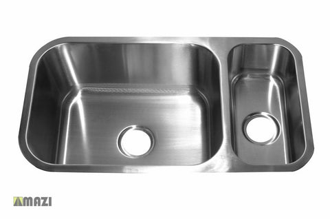 Stainless Steel Kitchen Sink 830_Left