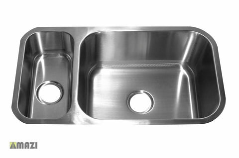 Stainless Steel Kitchen Sink 830_Right