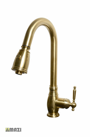 Kitchen Faucet 88408_Gold