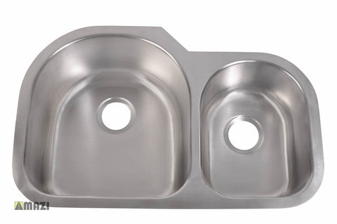 Stainless Steel Kitchen Sink 915_L