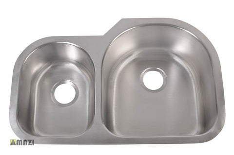 Stainless Steel Kitchen Sink 915_R
