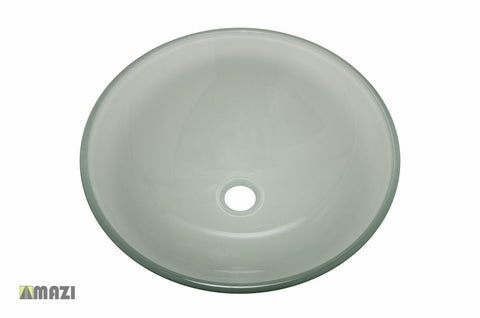 Glass Vessel Bathroom Sink BN10124