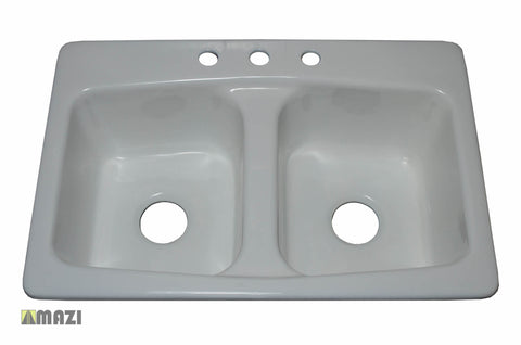 Cast Iron Kitchen Sink CI4110