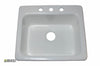 Cast Iron Kitchen Sink CI8210