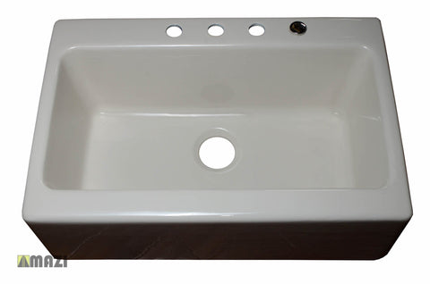 Cast Iron Kitchen Sink CI9675