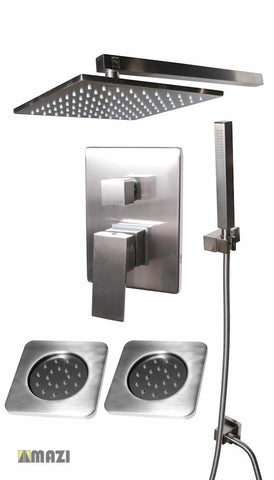 Shower Faucet with Jets CK0024_BN