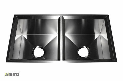 Stainless Steel Handmade Kitchen Sink EGE3218