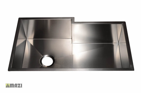 Stainless Steel Handmade Kitchen Sink HA213