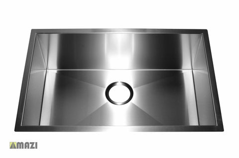 Stainless Steel Handmade Kitchen Sink HBS2818