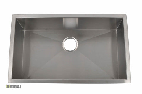 Stainless Steel Handmade Kitchen Sink HBS3218