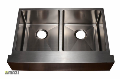 Stainless Steel Handmade Kitchen Sink HFE3322