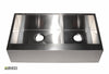 Stainless Steel Handmade Kitchen Sink HFO3620_lower