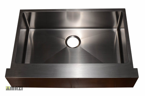 Stainless Steel Handmade Kitchen Sink HFS3322