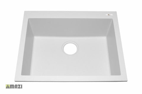 Granite Kitchen Sink IT241979_Aluminum