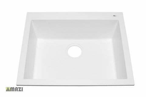 Granite Kitchen Sink IT241996_White