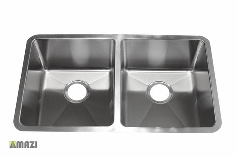 Stainless Steel Handmade Kitchen Sink RE3319