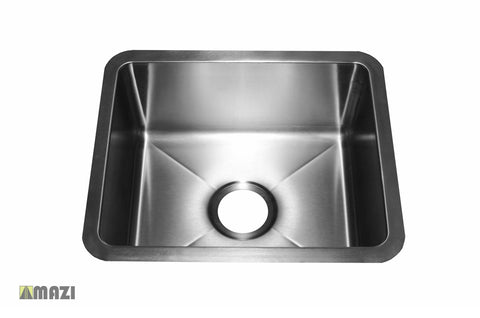 Stainless Steel Handmade Kitchen Sink RS1815