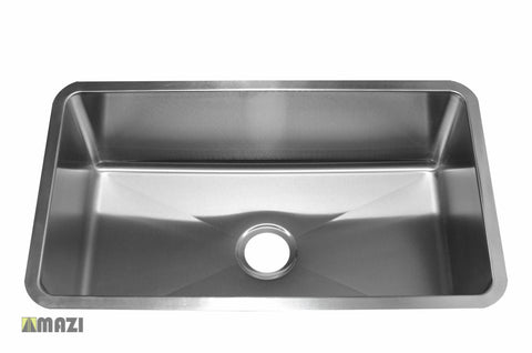 Stainless Steel Handmade Kitchen Sink RS3018