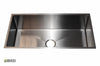 Stainless Steel Handmade Color Kitchen Sink SB1294 Gun Metal Color