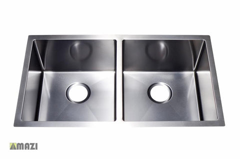 Stainless Steel Handmade Color Kitchen Sink SB3121 Gun Metal Color