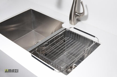 Sink Basket adjustable