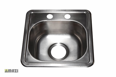 Stainless Steel Kitchen Sink T1212