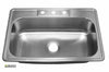 Stainless Steel Kitchen Sink T3322C