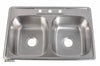 Stainless Steel Kitchen Sink T3322