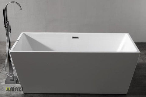 Freestanding Acrylic Soaking Tub XA-123