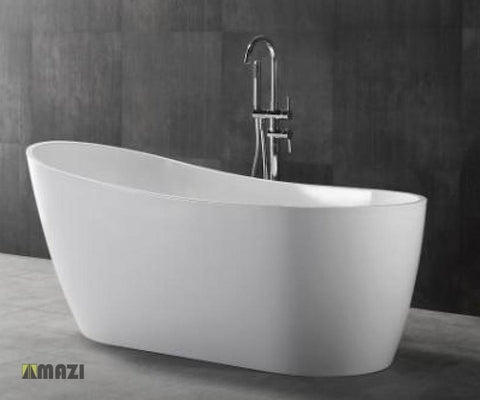 Freestanding Acrylic Soaking Tub XA-128