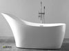 Freestanding Acrylic Soaking Tub XA-169