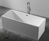 Freestanding Acrylic Soaking Tub XA-185