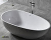 Freestanding Solid Surface Soaking Tub HX-8806