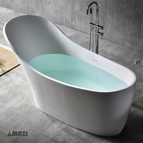 Freestanding Solid Surface Soaking Tub HX-8811