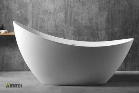 Freestanding Solid Surface Soaking Tub HX-8816